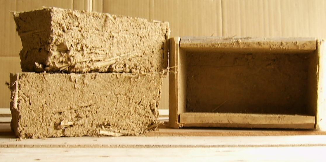 Mit Welchen Zutaten Kann Man Lehmsteine Selbst Herstellen