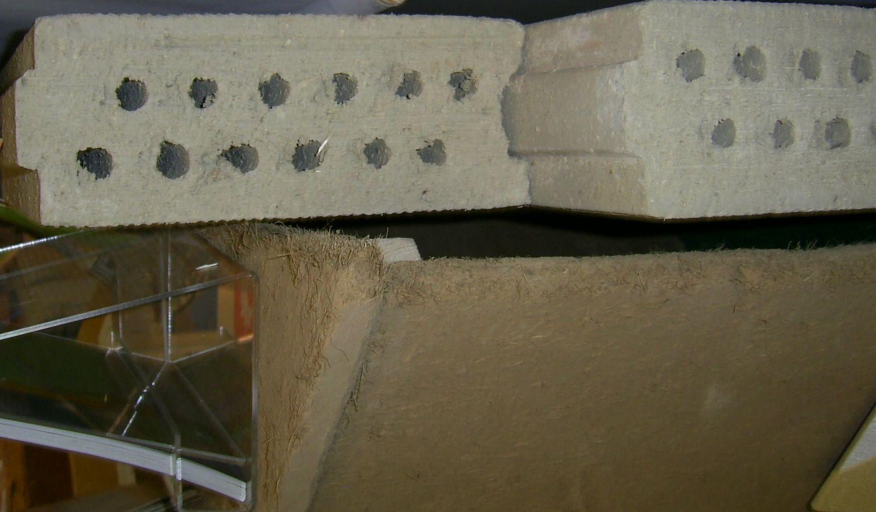 lehmsteine von pilosith