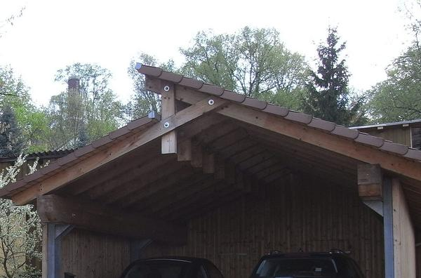 Stabile holzkonstruktion for Holzkonstruktion carport