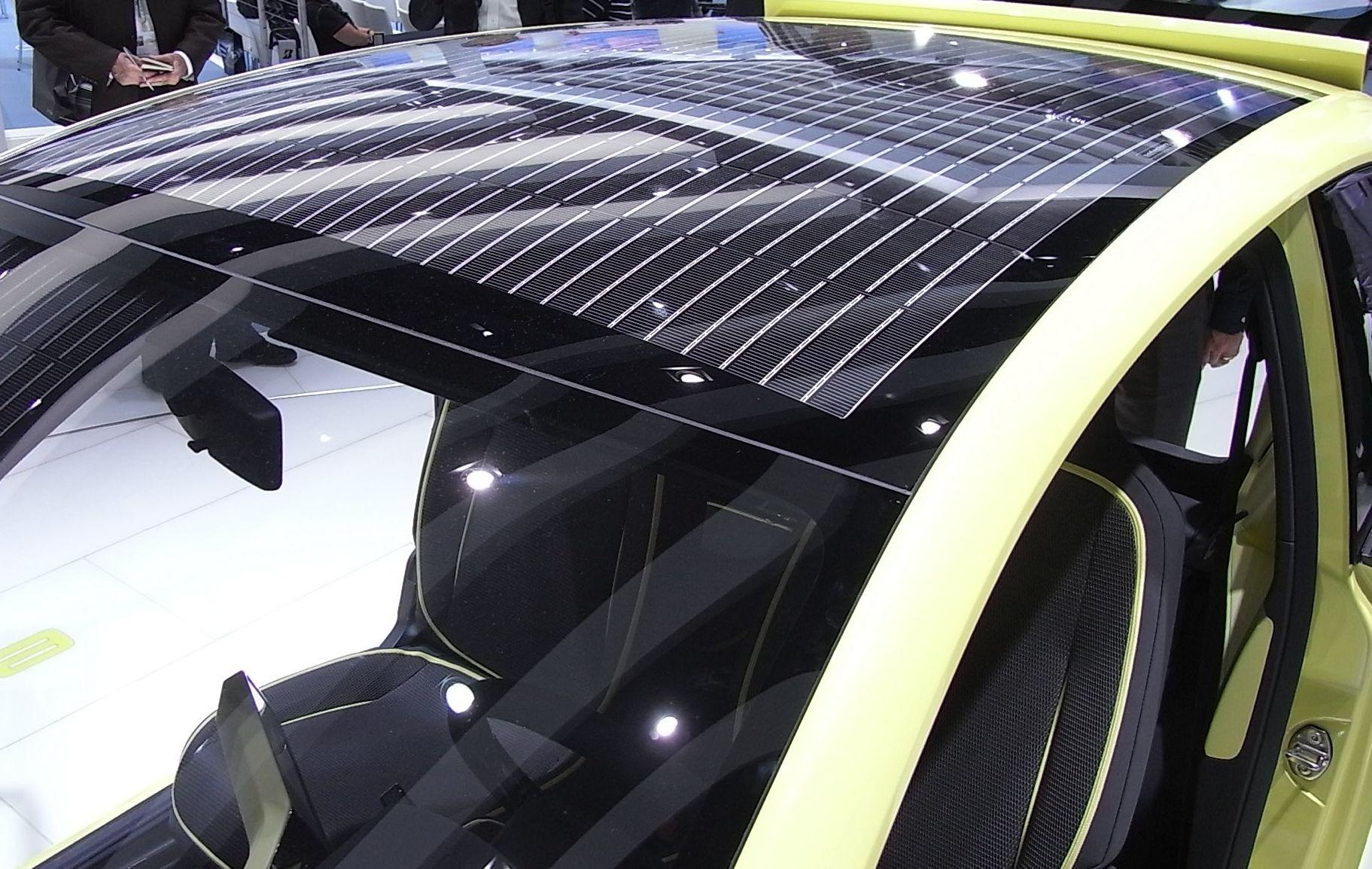 solarzellen auf dem autodaches dauert so seine zeit bis eine technik. Black Bedroom Furniture Sets. Home Design Ideas