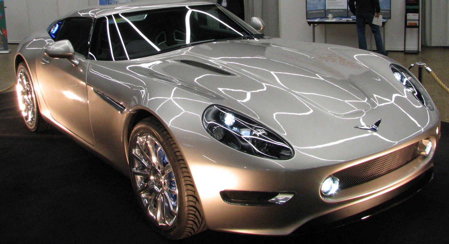 Elektro-Sportwagen - die Imageträger