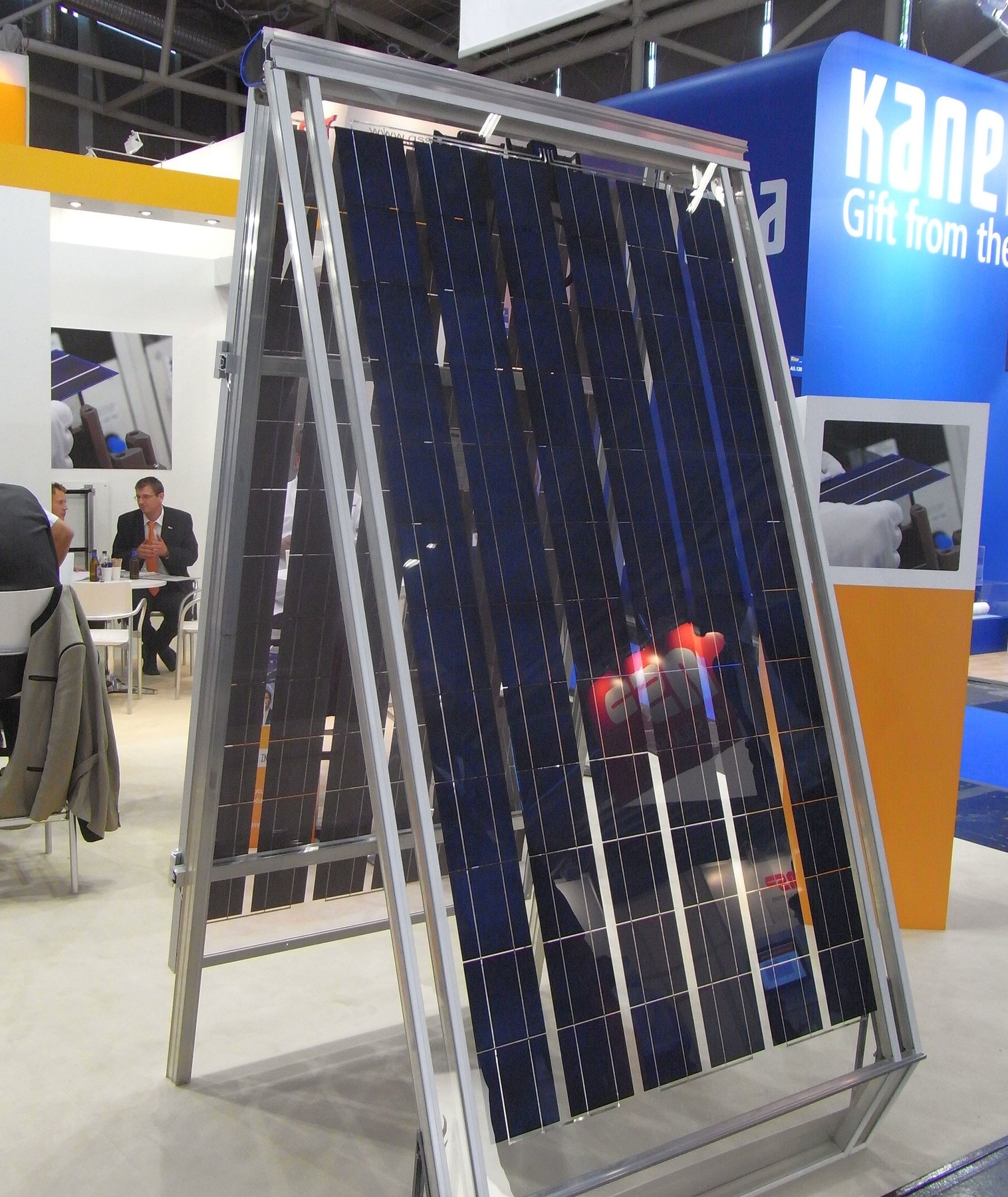Photovoltaikmodul Fur Das Gewachshaus