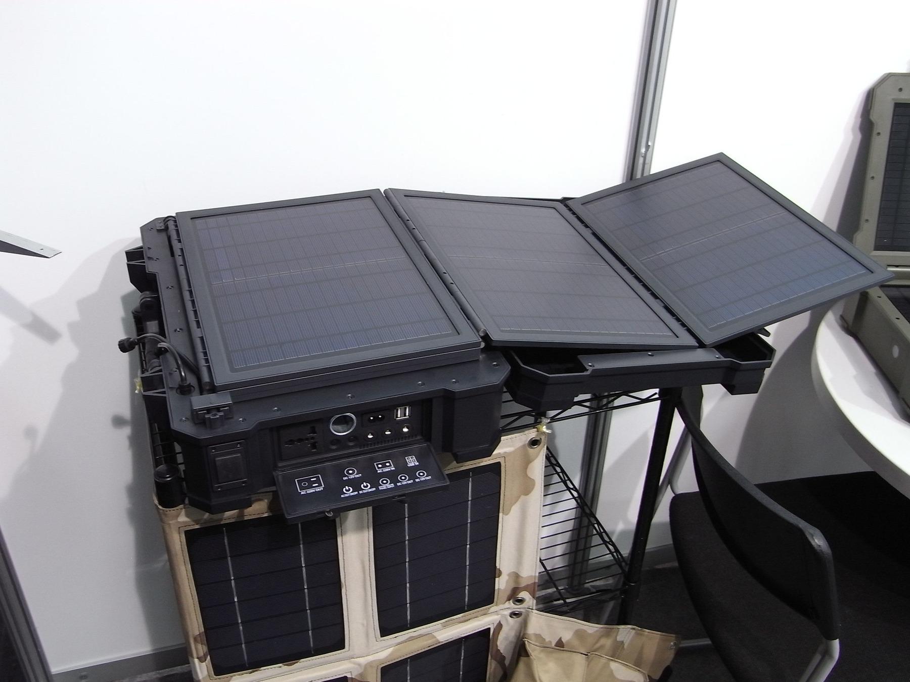 Stromversorgung outdoor