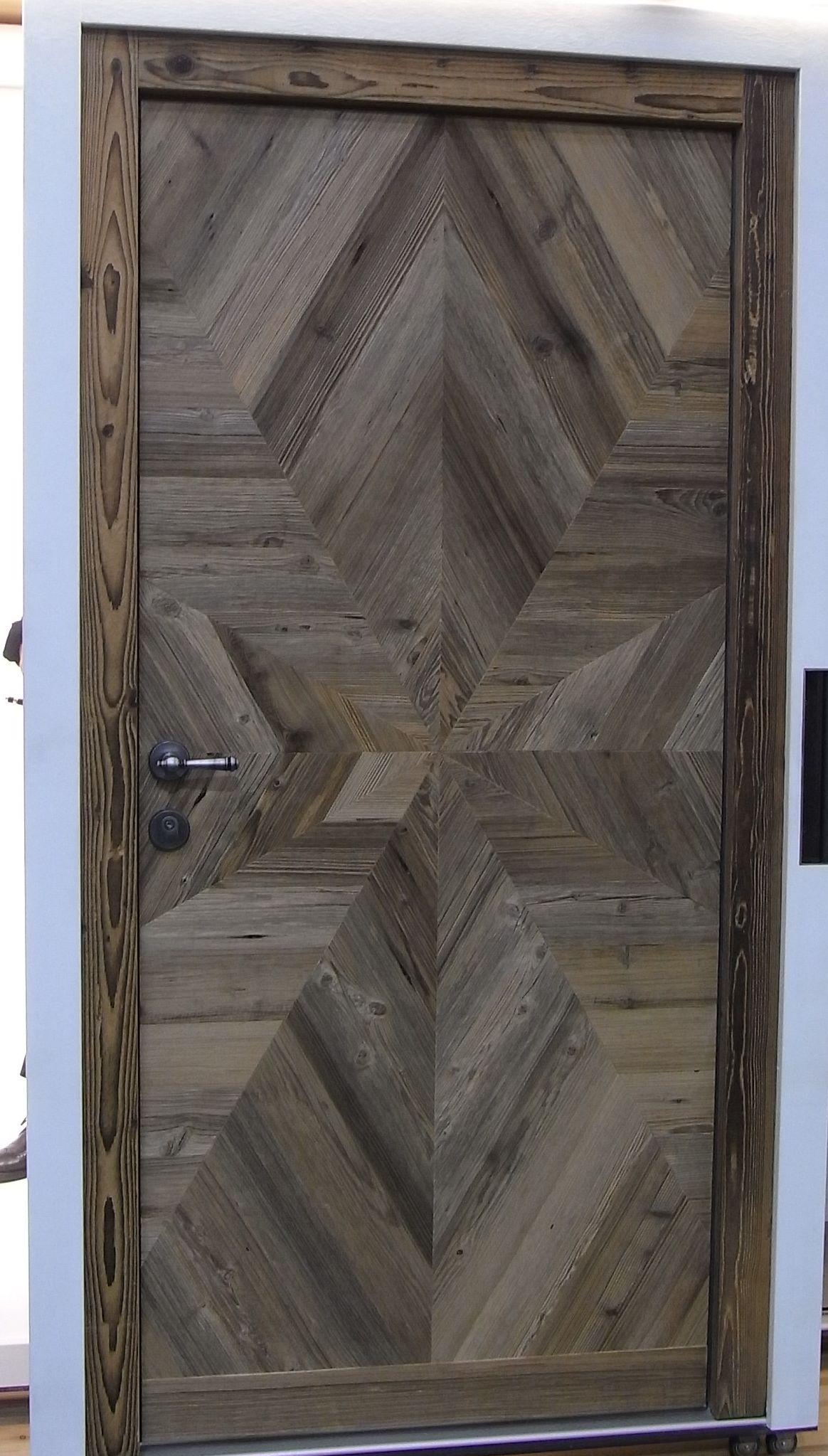 Haustüren altholz  Haustür aus Altholz