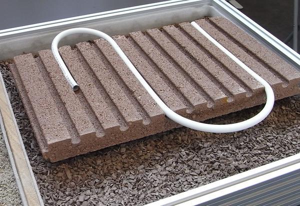 Fußbodenheizung Im Trockenbauverfahren